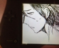DSで描いた閻魔さん出てきた
