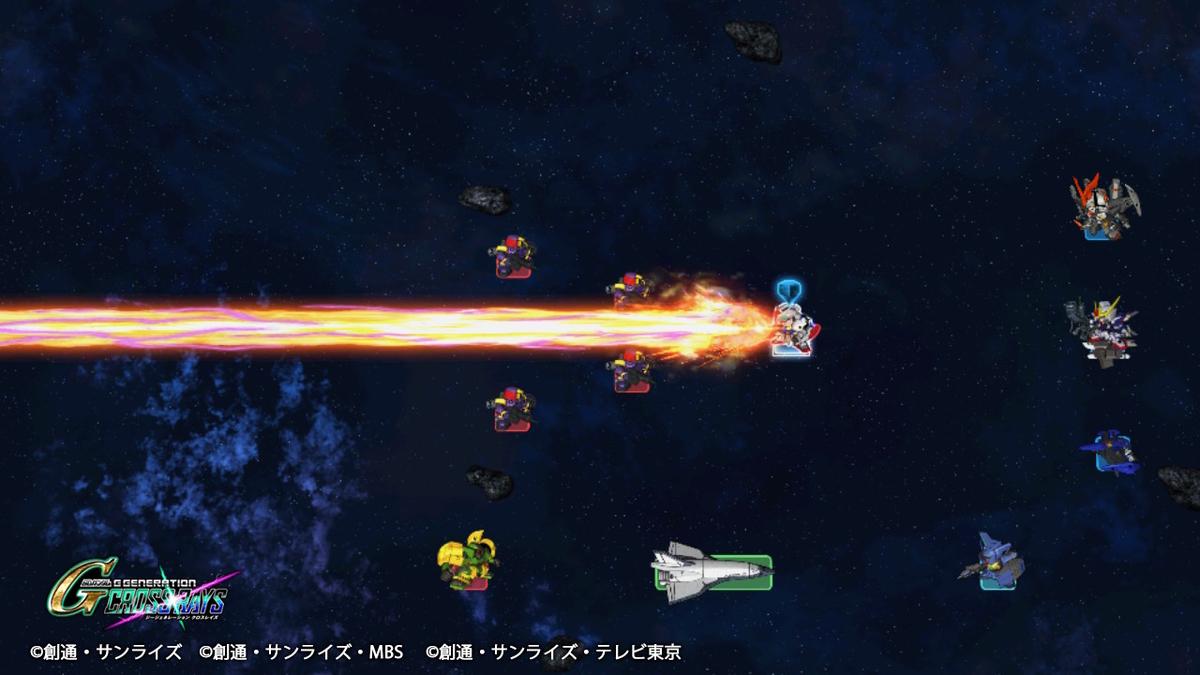 試作型GNメガランチャー(MAP兵器)②
