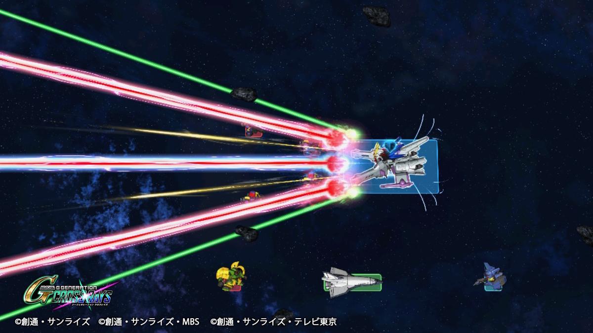 一斉射撃(MAP兵器)②