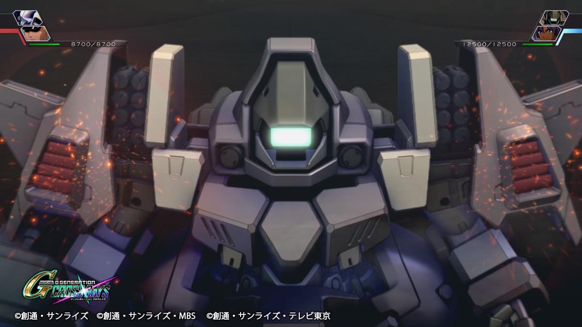 肩部8連装ミサイルランチャー③