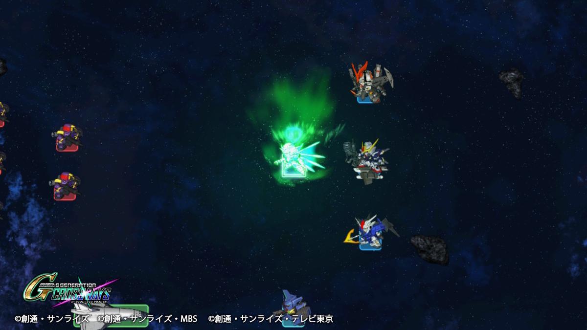 QUANTUM・BURST(MAP兵器)3