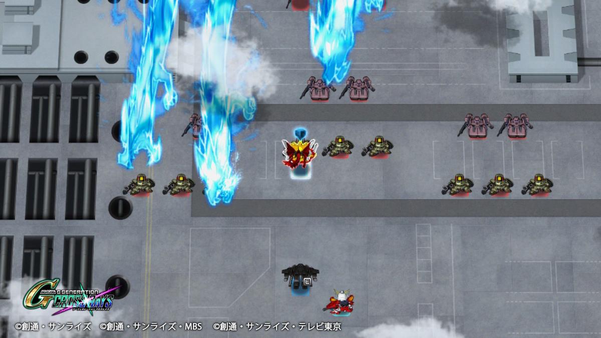 閃光斬 MAP兵器3