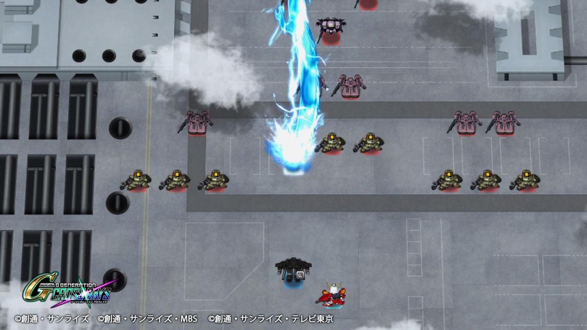 閃光斬 MAP兵器2