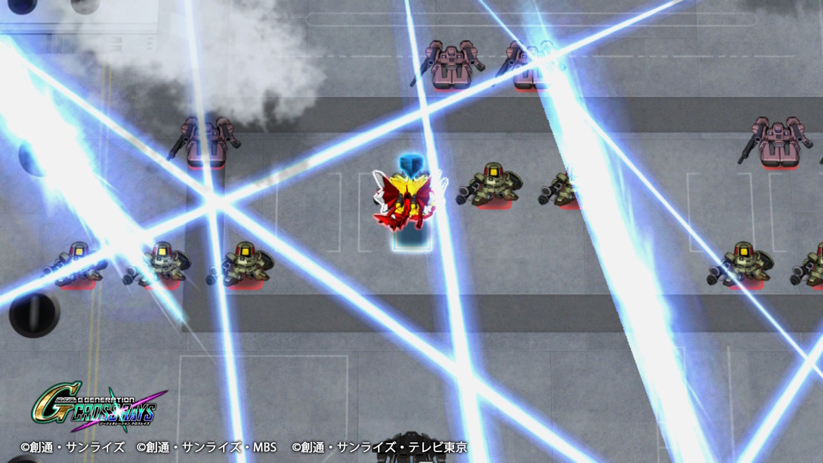 閃光斬 MAP兵器4