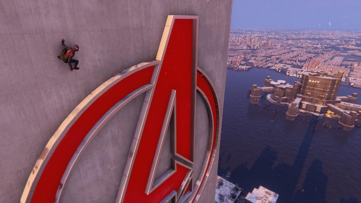 アベンジャーズタワー2