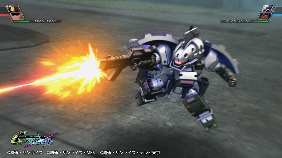ライフル(指揮官)3
