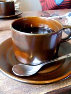 nest ホットコーヒー