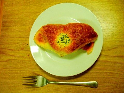 ブルグのソーセージパン
