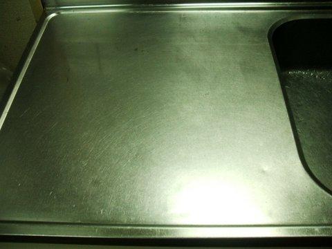 キッチン シンク横