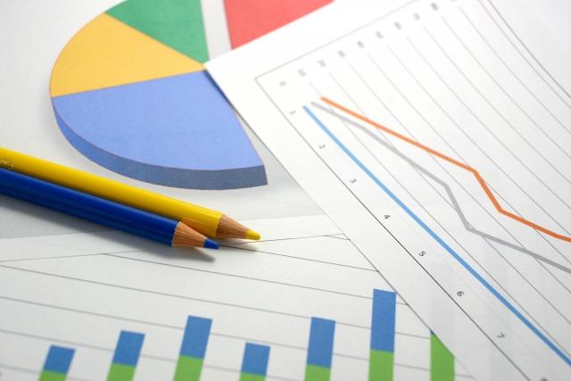 グラフの書類
