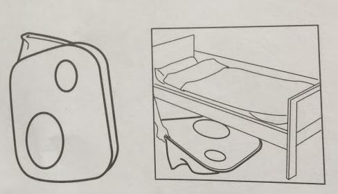IKEA BUSA 子供用テント説明書2