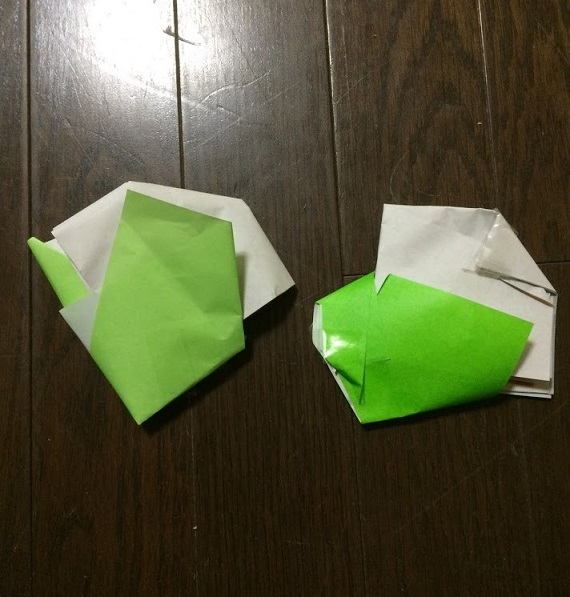 折り紙作品1