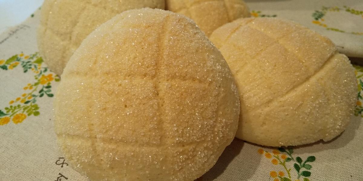 健康 パン ダイエット メロンパン