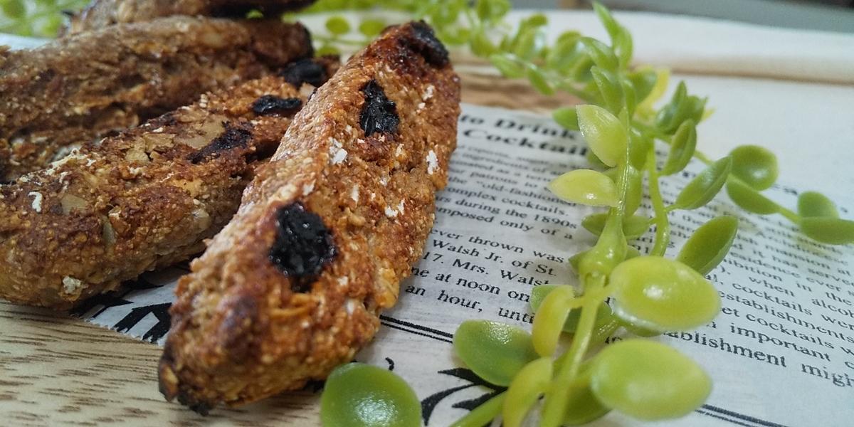 ビスコッティ パン教室 趣味 酵母 子育て パン パン作り 健康