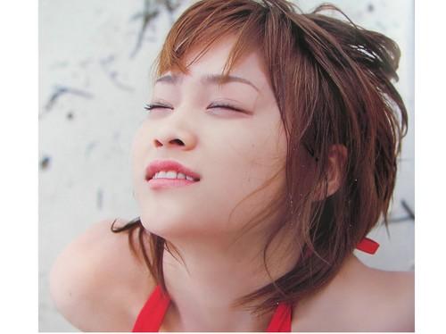 亀井絵里写真集「17才」メイキング - ゆめのと玲の絵日記