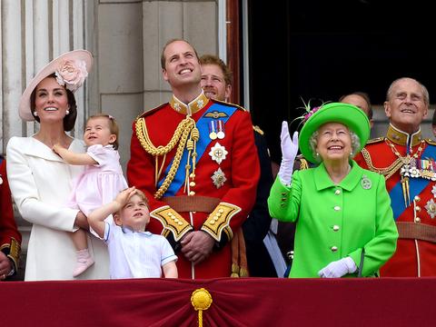 イギリス王室一族