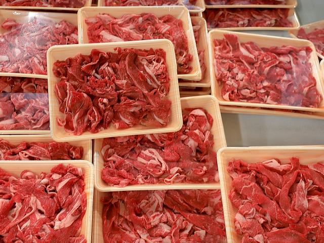 肉や惣菜のパックにも実はウイルスがたくさん付着しています