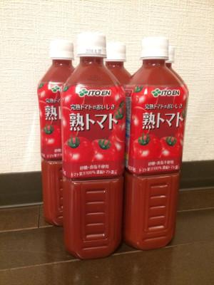 伊藤園トマトジュースの画像