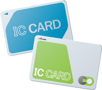 IC定期券のイメージ