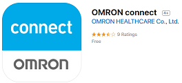 OMRONconnectのアイコン