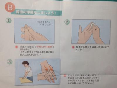 説明書ステップ2