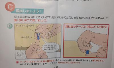 説明書ステップ3