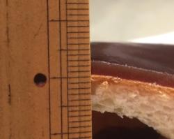厚みはなんと2.5mm!