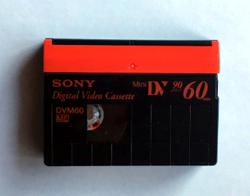 MiniDVの画像