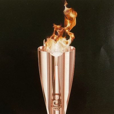 オリンピック聖火トーチ_メイン画像