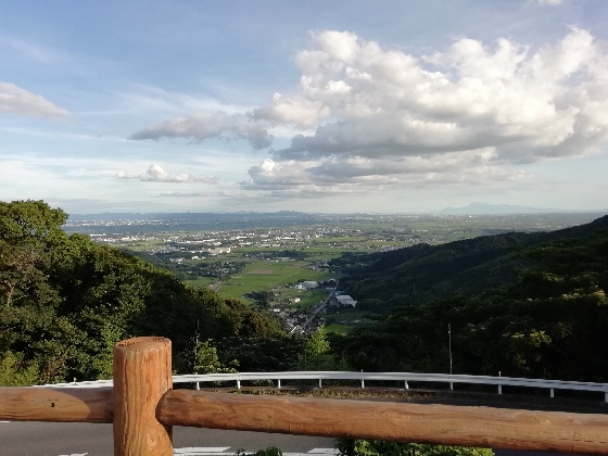 さざんか千坊館 景色2