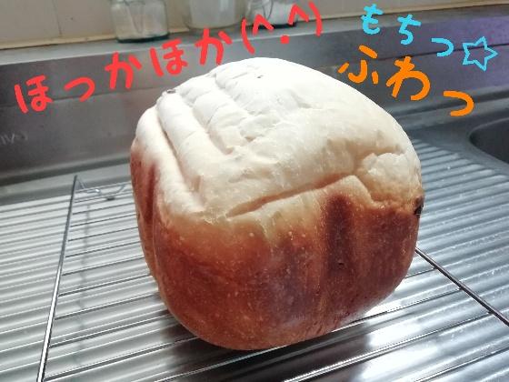 甘酒クランベリー食パン