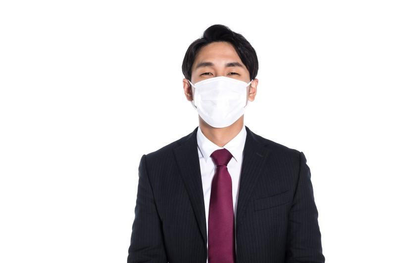 マスク 男性