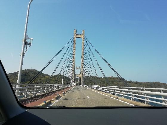 呼子大橋 加部島 佐賀県 唐津市 写真 画像