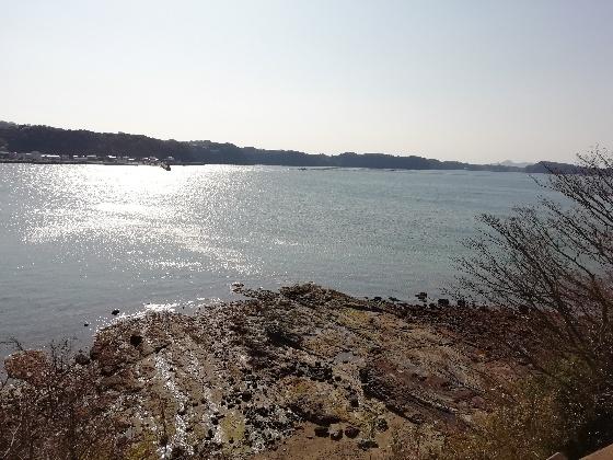 弁天遊歩道 海 呼子大橋 佐賀県 唐津市 写真 画像