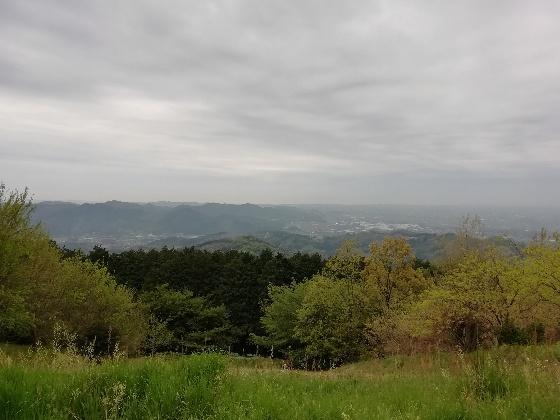 お牧山キャンプ場 公園 画像 写真 フリーサイト 景色 福岡県みやま市 広い 芝生