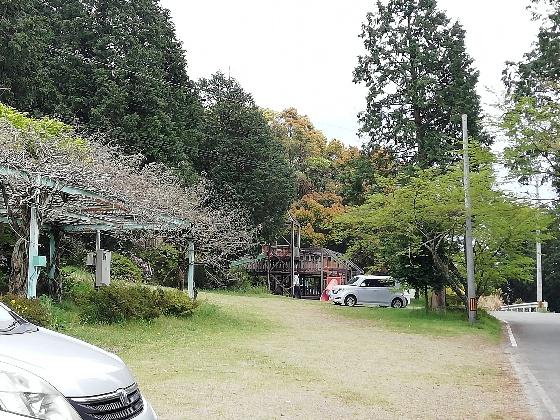 お牧山公園 アスレチック 福岡県みやま市 写真 画像 キャンプ場