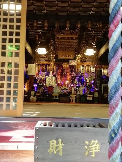 福岡県小郡市 かえる寺 如意輪寺 写真 画像 かえる 本堂