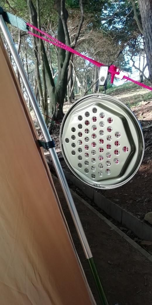 キャンプ 蚊取り線香 写真 画像 効く コダマ パワー 森林香