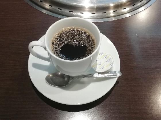 中津留 コーヒー 写真 画像 ホットコーヒー