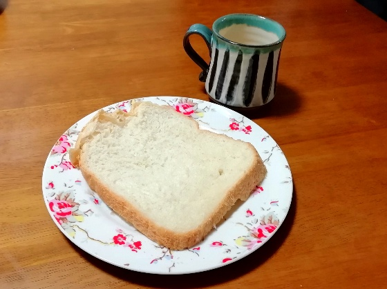 ホームベーカリー 食パン スキムミルク無し おいしい 画像 写真