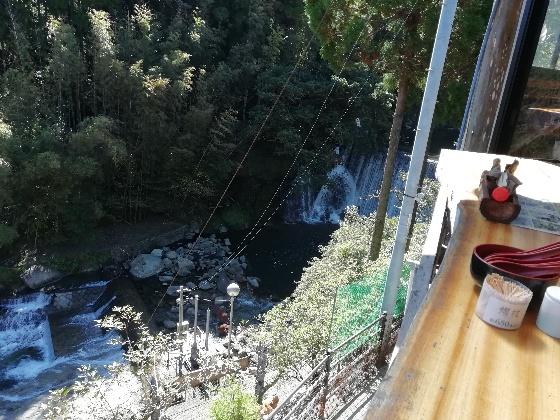 岩屋うどん 写真 画像 滝 渓谷 佐賀県 背振 神崎 名店