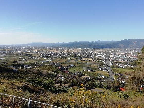 浮羽神社 浮羽稲荷神社 福岡県 鳥居 階段 写真 画像 インスタ映えスポット 筑後平野 眺め