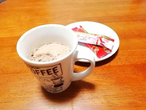 ソイラテ ソイカフェ 豆乳 コーヒー 写真 画像 おうちカフェ