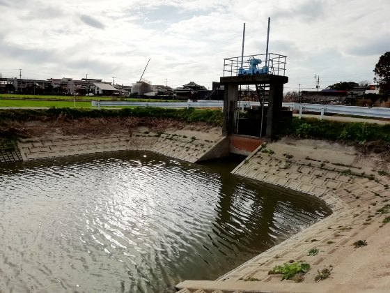 釣り クリーク 写真 画像 河川