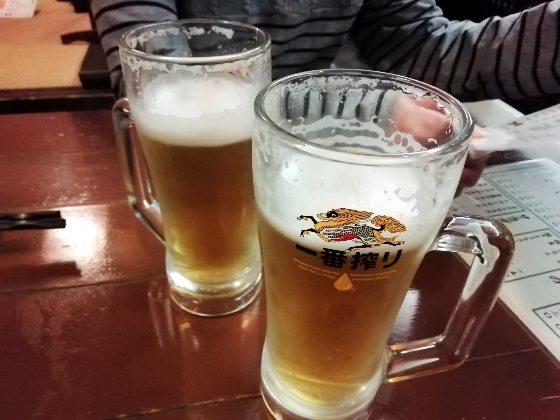ビール 写真 画像 ジョッキ 生ビール 居酒屋 焼き鳥屋