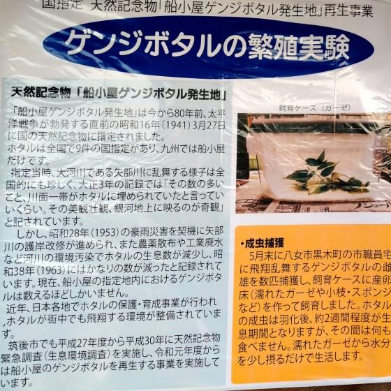 川の駅 船小屋 恋ぼたる 足湯 温泉 ショッピング 写真 画像 ゲンジボタル 蛍