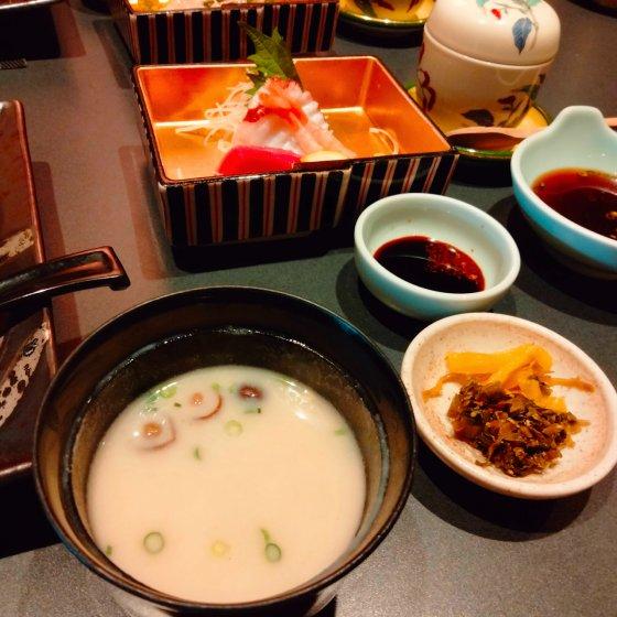 うふふ御膳 和食 和華 写真 画像 八女郡 広川町 福岡県 味噌汁