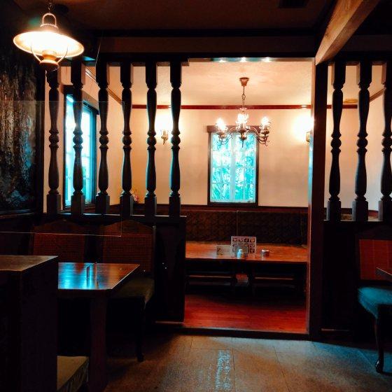 喫茶店 亜米利加 室内 レトロ 写真 画像