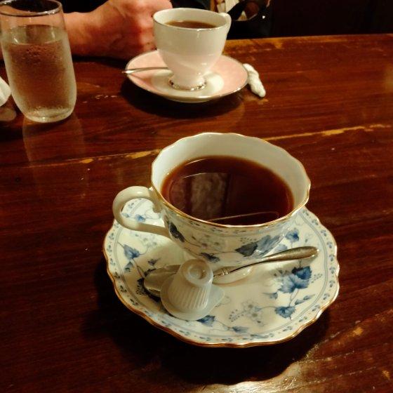 喫茶店 亜米利加 室内 レトロ 写真 画像 コーヒー