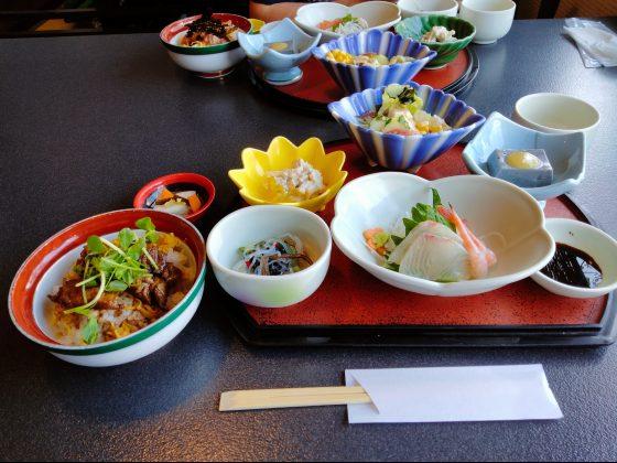 花むらさき 八女市 ランチ 花ランチ 写真 画像 福岡県